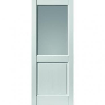 JB Kind 2XG Extreme Glazed External White Door