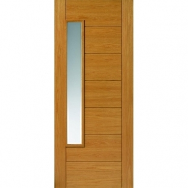 JB Kind Oak Alsace External Oak Door
