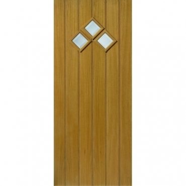 JB Kind Oak Bordeaux External Oak Door