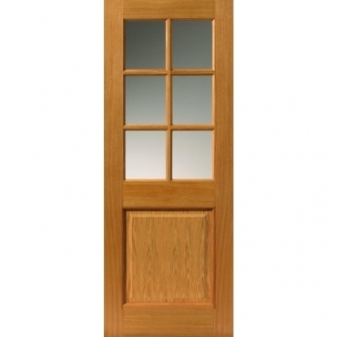 JB Kind Oak Classic Arden Oak Door