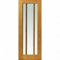 JB Kind Oak Classic Darwen Oak Glazed Door