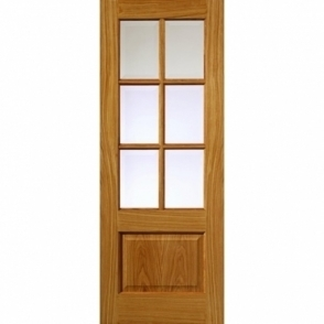JB Kind Oak Classic Dove Oak Door