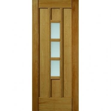 JB Kind Oak Coniston External Oak Door