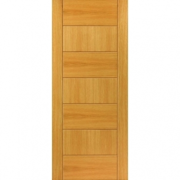 JB Kind Oak Contemporary Sirocco Oak Door