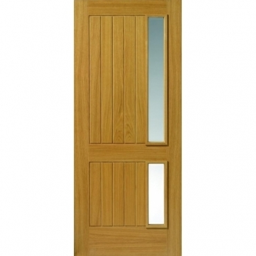 JB Kind Oak Loire External Oak Door