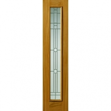 JB Kind Oak Piedmont External Sidelight