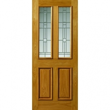 JB Kind Oak Rioja External Oak Door