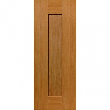 JB Kind Oak Shaker Axis Oak Door