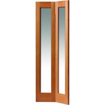 JB Kind Oak Shaker Fuji Bi-fold Oak Door