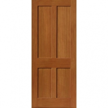 JB Kind Oak Shaker Rushmore Oak Door