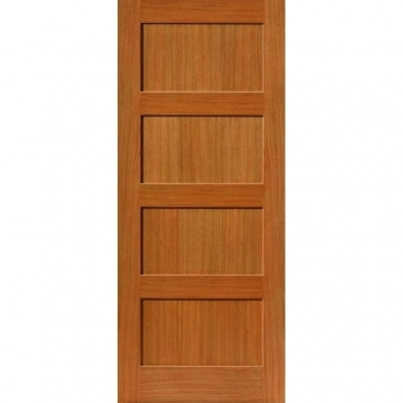 JB Kind Oak Shaker Snowdon Oak Door