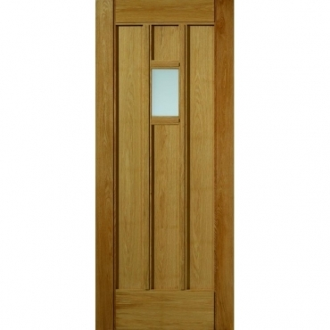 JB Kind Oak Windermere External Oak Door