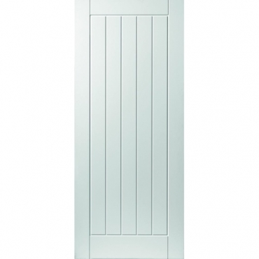 JB Kind Thames Extreme External White Door