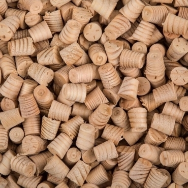 Pine 8mm Tapered Pellets
