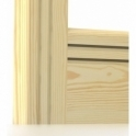 Pine Bullnose Double Edge Architrave Sets