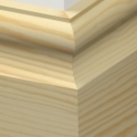 Pine Cambridge Skirting 3.5 metre