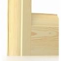 Pine Ovolo Architrave Sets