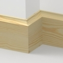 Pine Scotia Skirting 3.5 metre