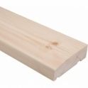 Pine Timber External Door Frame Sill 145mm
