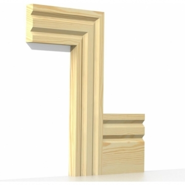 Pine Truro Architrave Sets