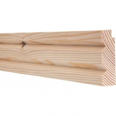 Pine Truro Picture Rail 3 Metre