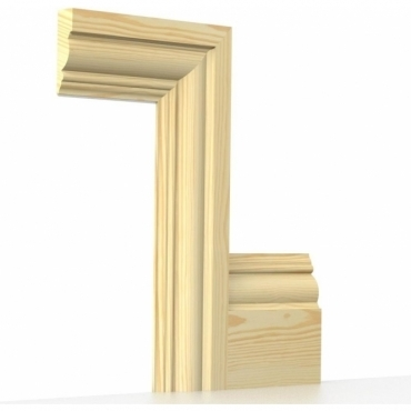 Pine Warwick Architrave Sets