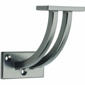 Richard Burbidge Contemporary Gun Metal Wall Bracket