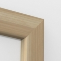 Solid Ash Bullnose Architrave Sets