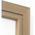Solid Ash Bullnose Single Edge Architrave Sets