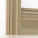 Solid Ash Henley Architrave Sets