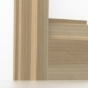 Solid Ash Lambs Tongue Architrave Sets