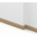Solid Ash Ogee Skirting 3 metre