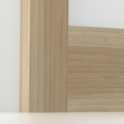 Solid Ash Square Edge Architrave Sets