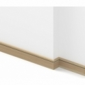 Solid Ash Square Single Edge Skirting 3 metre