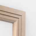 Solid Beech Chamfered Double Edge Architrave Sets
