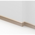 Solid Beech Chamfered Single Edge Skirting 3 metre