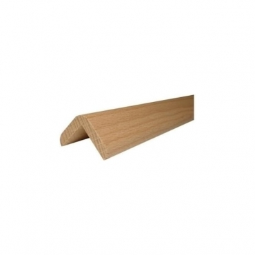 Solid Beech Cushion Moulding 25mm x 25mm