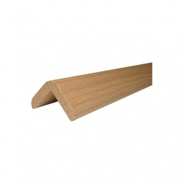 Solid Beech Cushion Moulding 35mm x 35mm