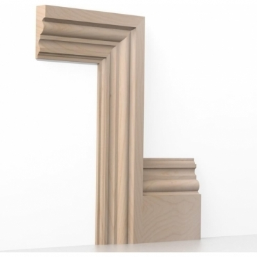 Solid Beech Heritage Architrave Sets