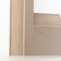 Solid Beech Ovolo Architrave Sets