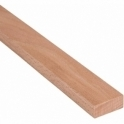 Solid Beech Rectangle Beading 6mm x 9mm