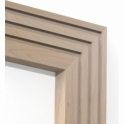 Solid Beech Square Triple Edge Architrave Sets