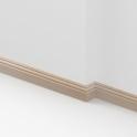 Solid Beech Warwick Skirting 3 metre
