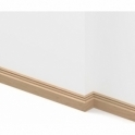 Solid Cherry Bromley Skirting 3 metre