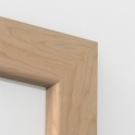 Solid Cherry Bullnose Architrave Sets