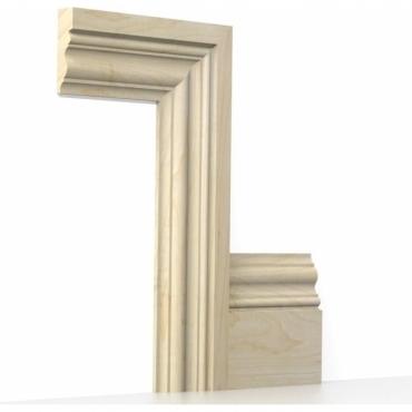 Solid Maple Windsor Architrave Sets