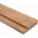 Solid Oak 32mm Thick Rebated Door Frame
