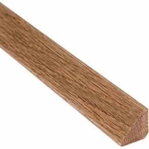 Solid Oak Chamfered Beading 15mm x 15mm