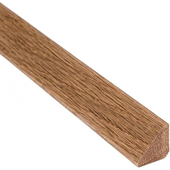 Solid Oak Chamfered Beading 19mm x 19mm