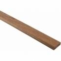 Solid Oak Chamfered Door Stopper Sets